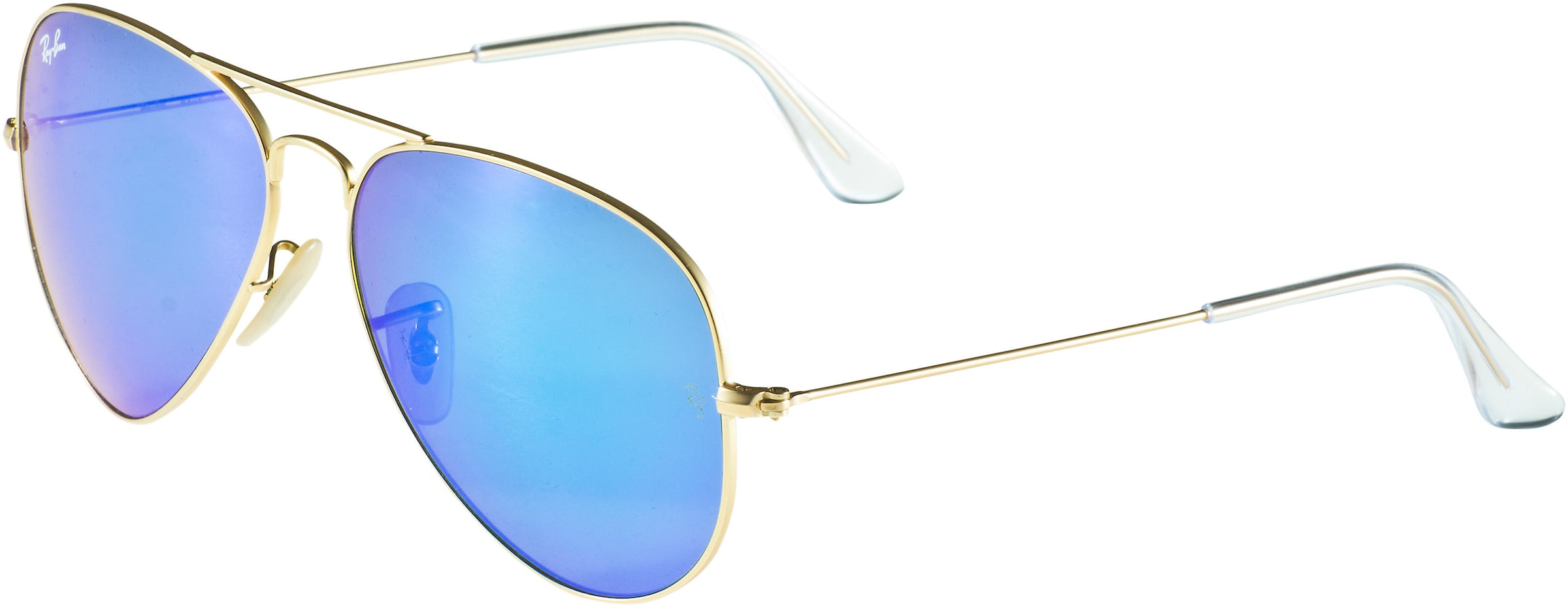 Ray In ban 'aviator' Zilver Zonnebril 9D2WIEH