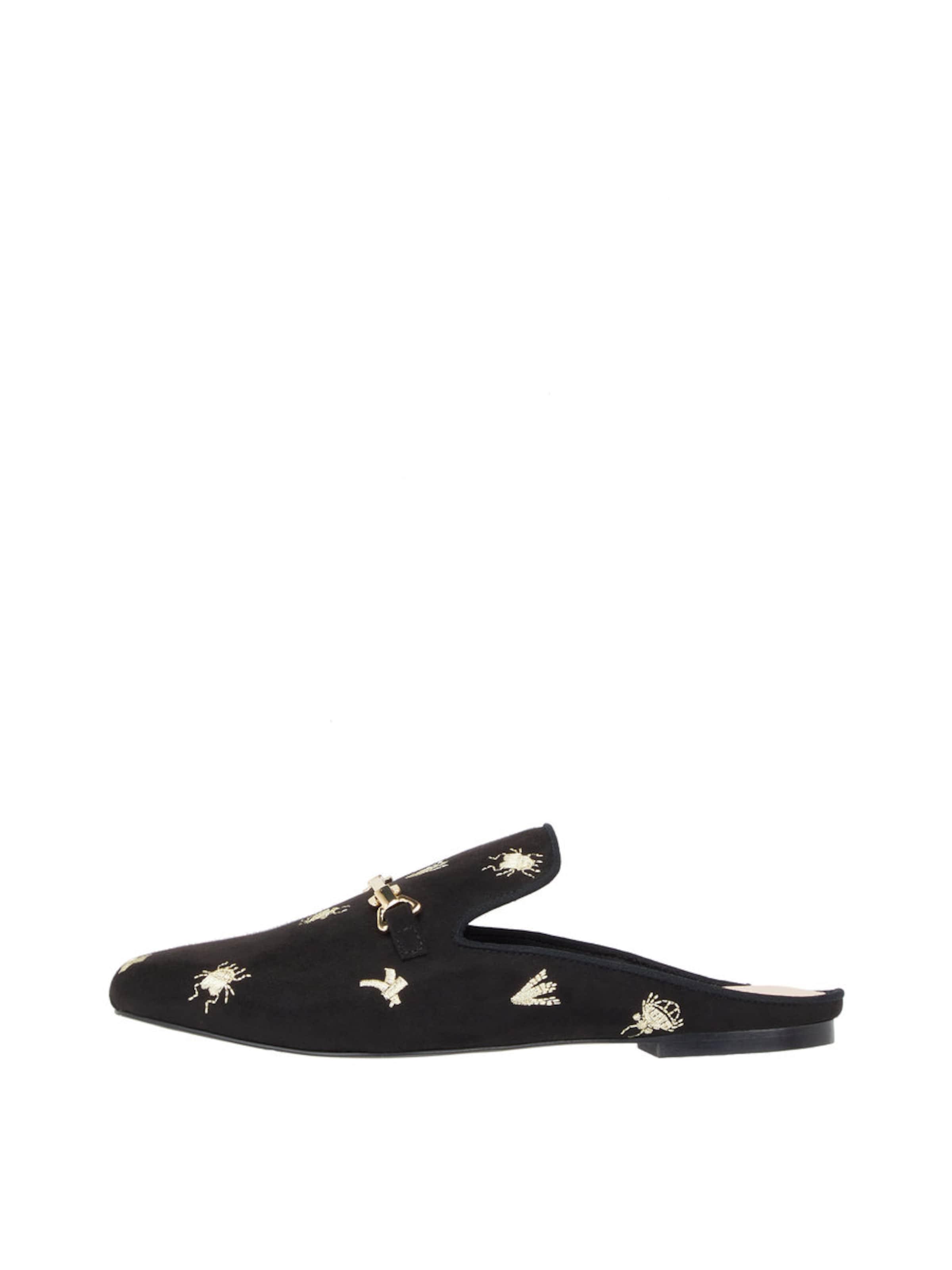 Bianco Fersenlose Halbschuhe Verschleißfeste billige Schuhe