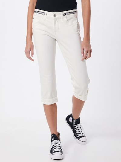 FREEMAN T. PORTER Jeans 'Kamelia Wendy' in weiß, Modelansicht