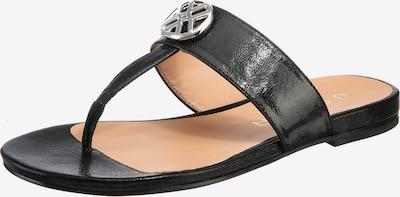UNISA Pantoletten 'Cuchi' in schwarz, Produktansicht