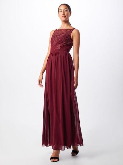 Vakarinė suknelė 'Tiffy' iš Chi Chi London , spalva - vyšninė spalva: Vaizdas iš priekio
