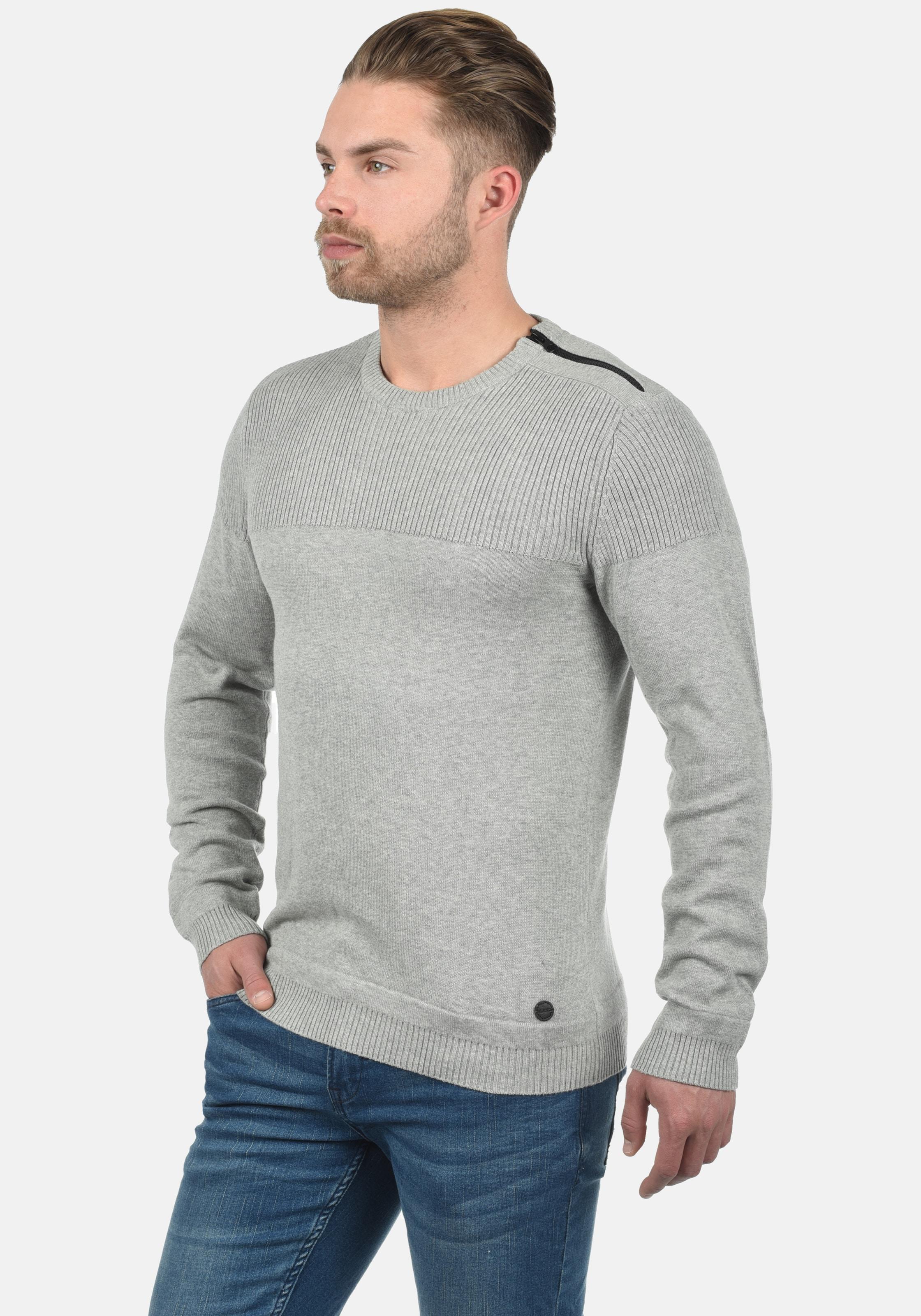 In Blend Blend Blend Grau In 'franklin' Pullover Grau Pullover 'franklin' TkOiuPXZ
