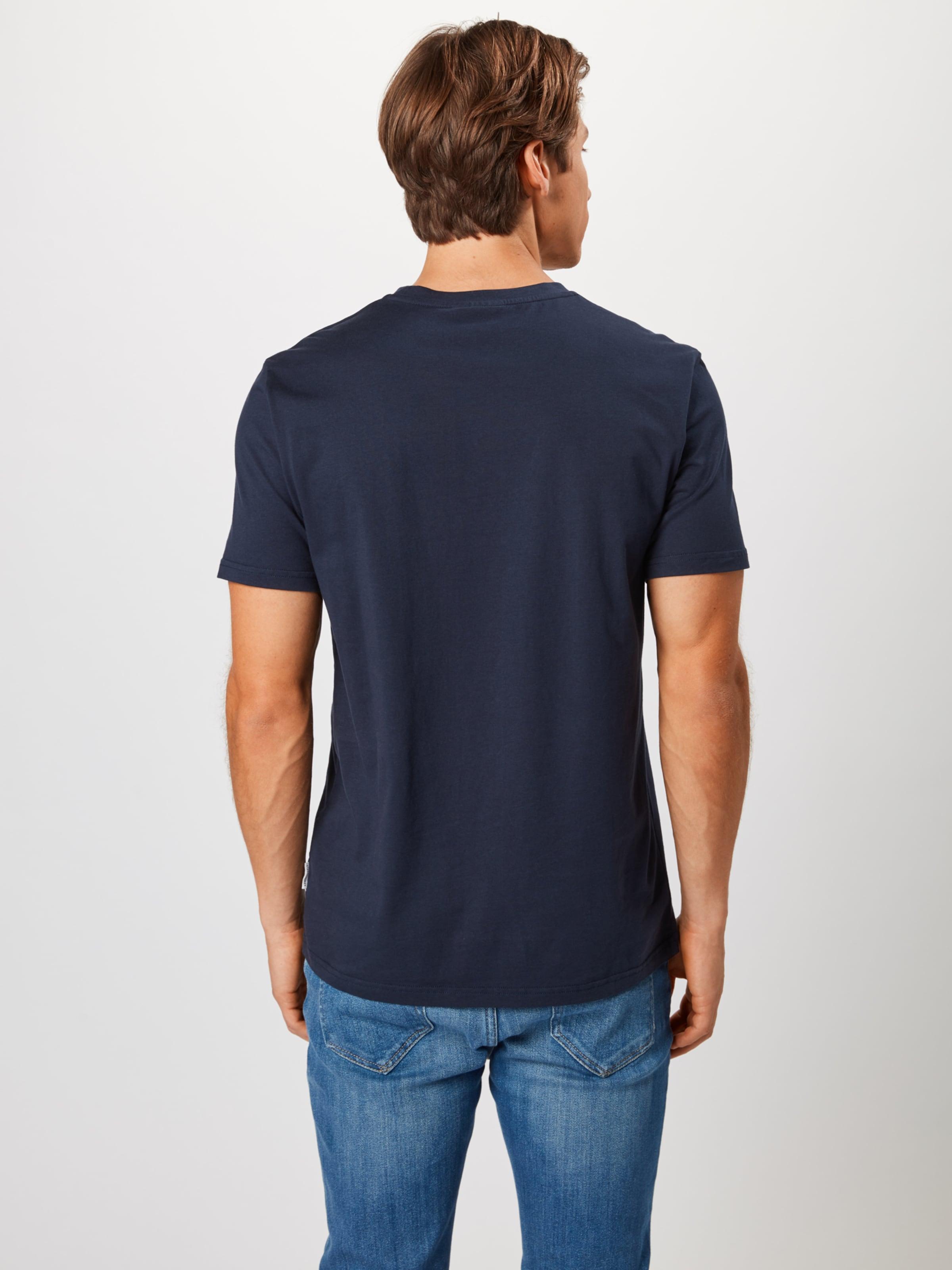 En Marine shirt Bike Chaos' Bleu Armedangels T 'jaames ZiuPkX