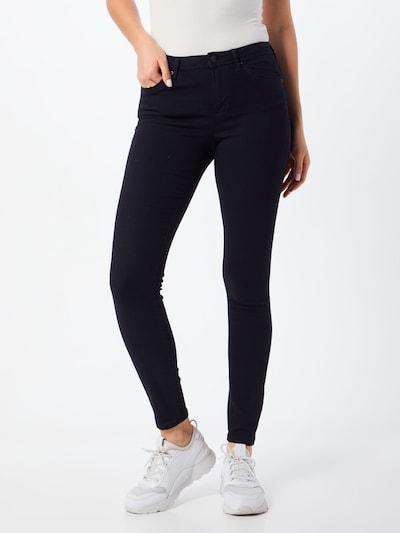 VERO MODA Jeans 'TANYA' in schwarz, Modelansicht