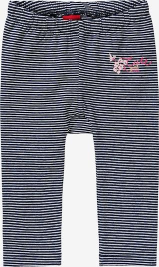 s.Oliver Leggings in marine / pink / weiß, Produktansicht