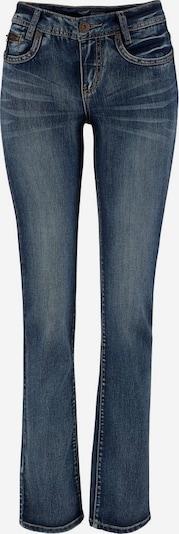 ARIZONA Gerade Jeans 'Push-up' in blau, Produktansicht