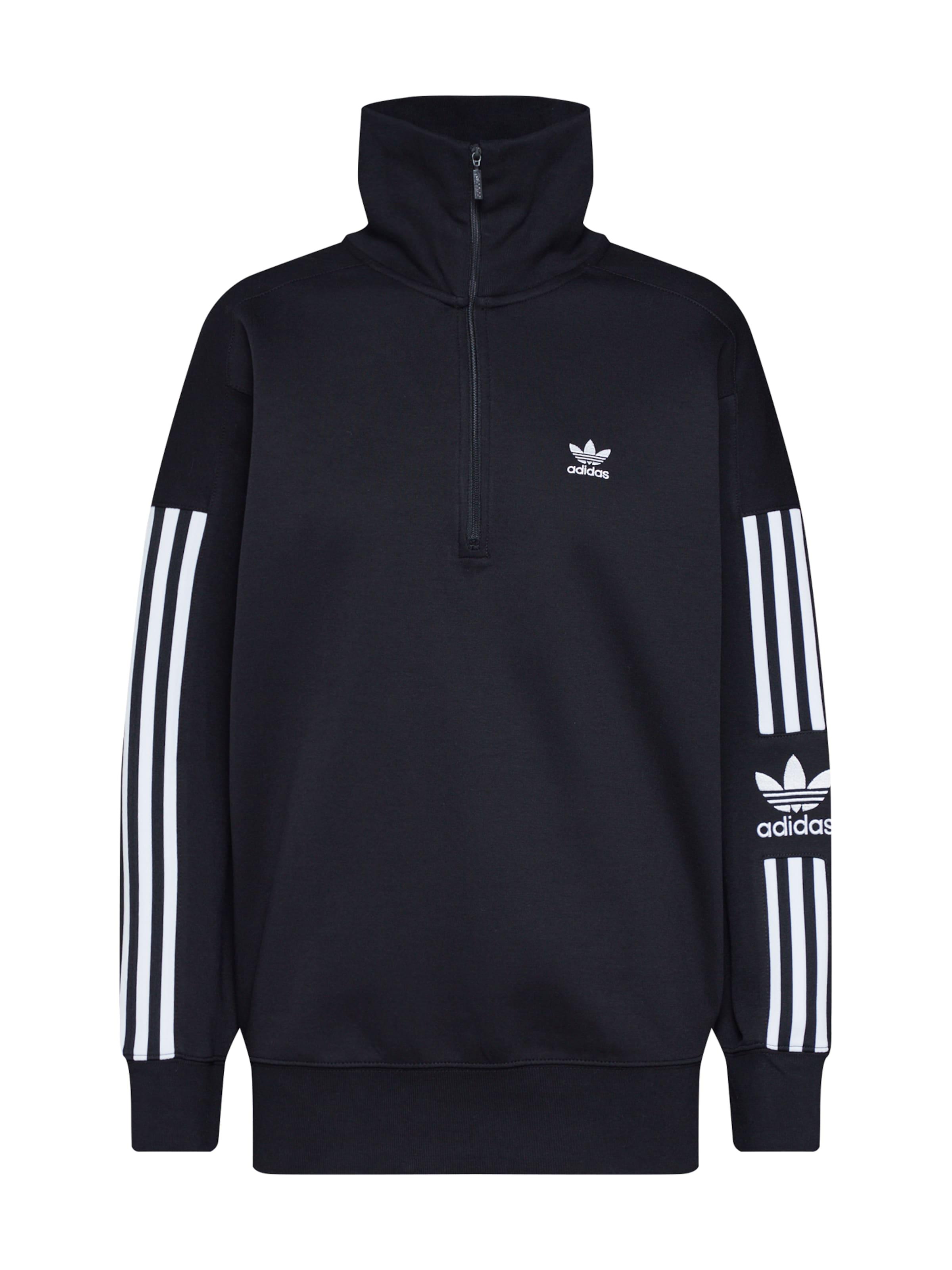 'lock Noir Originals Sweat Adidas shirt Up' En A4RjLq35