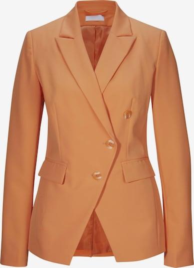 heine Blazer en orange, Vue avec produit