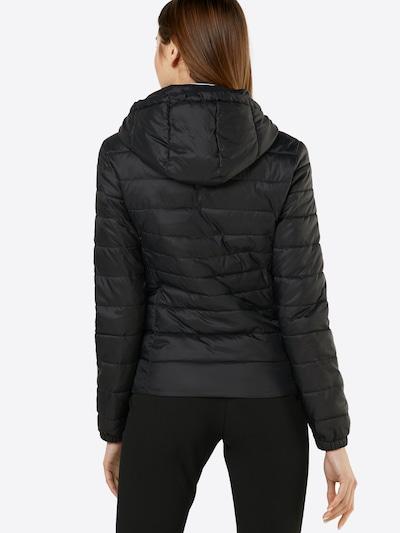 ONLY Jacke in schwarz: Rückansicht