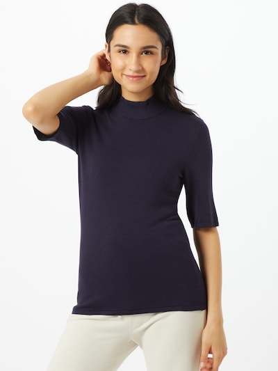 s.Oliver BLACK LABEL Pullover in navy, Modelansicht