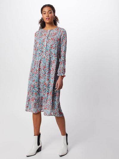 NÜMPH Kleid 'Nuaphra' in grün, Modelansicht