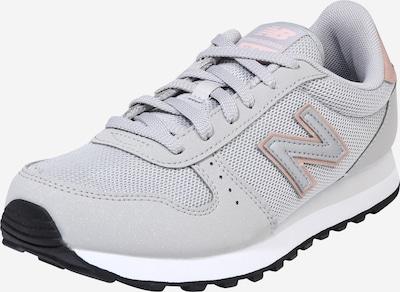 Sneaker bassa new balance di colore grigio chiaro, Visualizzazione prodotti