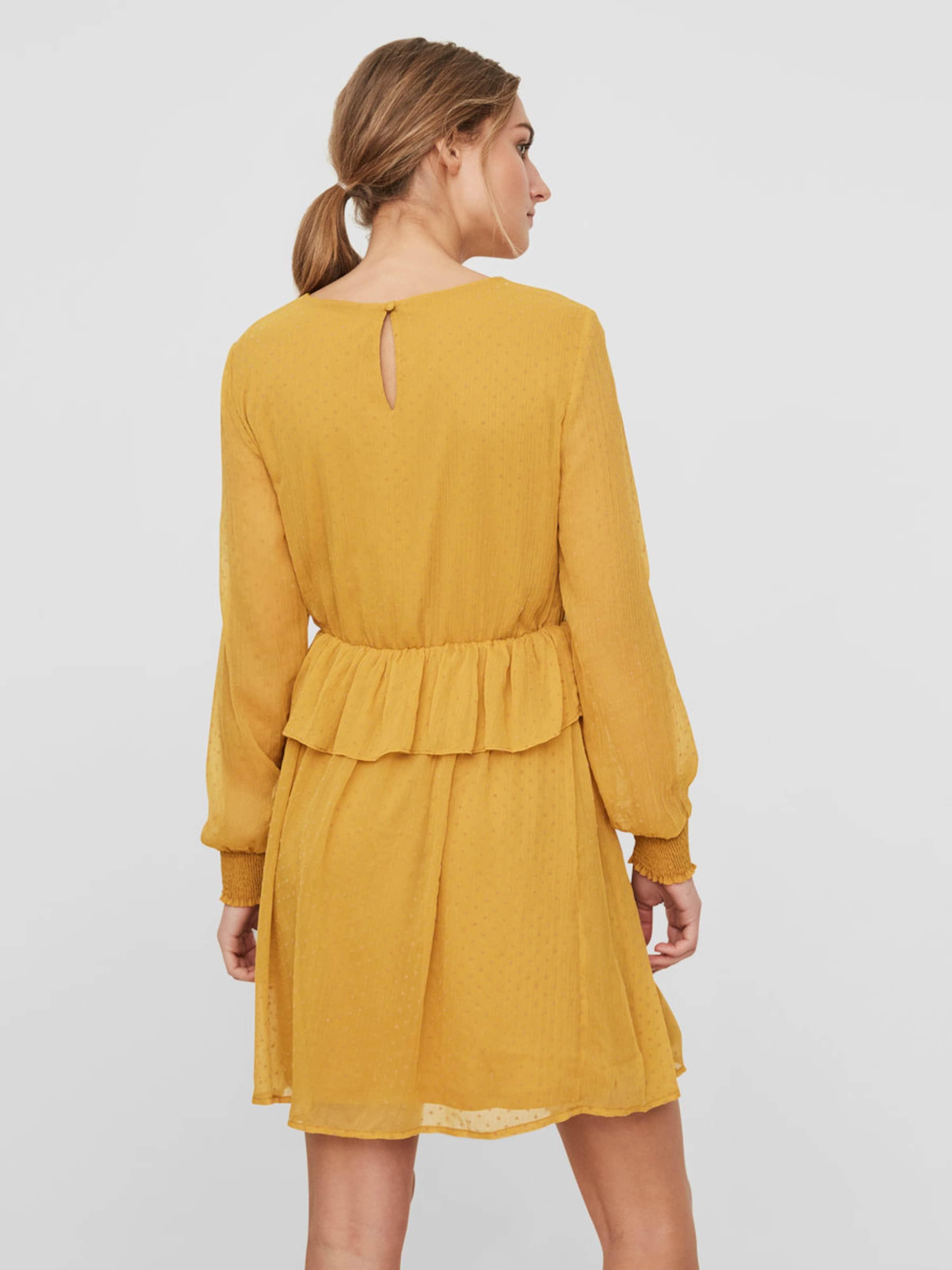 Spielraum Nicekicks Erschwinglich VERO MODA Kleid mit langen Ärmeln Feminines Billige Schnelle Lieferung TS89UN0b