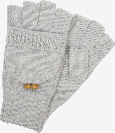 INDICODE JEANS Vingerhandschoenen in de kleur Wit gemêleerd, Productweergave