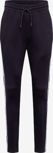 THE KOOPLES SPORT Hose in schwarz, Produktansicht