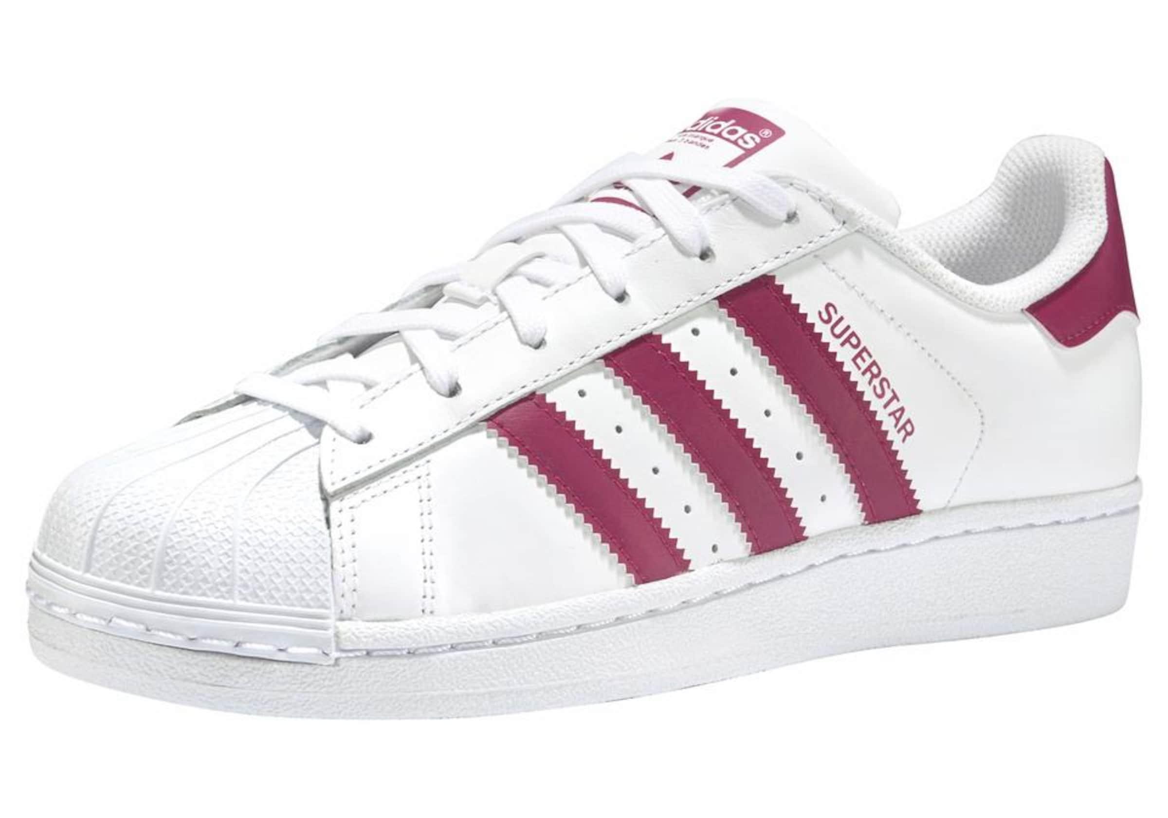 ADIDAS ORIGINALS Sneaker »Superstar« Verschleißfeste billige Schuhe
