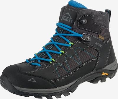 MCKINLEY Trekkingstiefel 'Denali MID AQX W' in blau / grau, Produktansicht