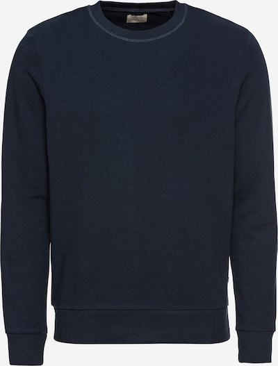 JACK & JONES Sweatshirt in de kleur Navy, Productweergave