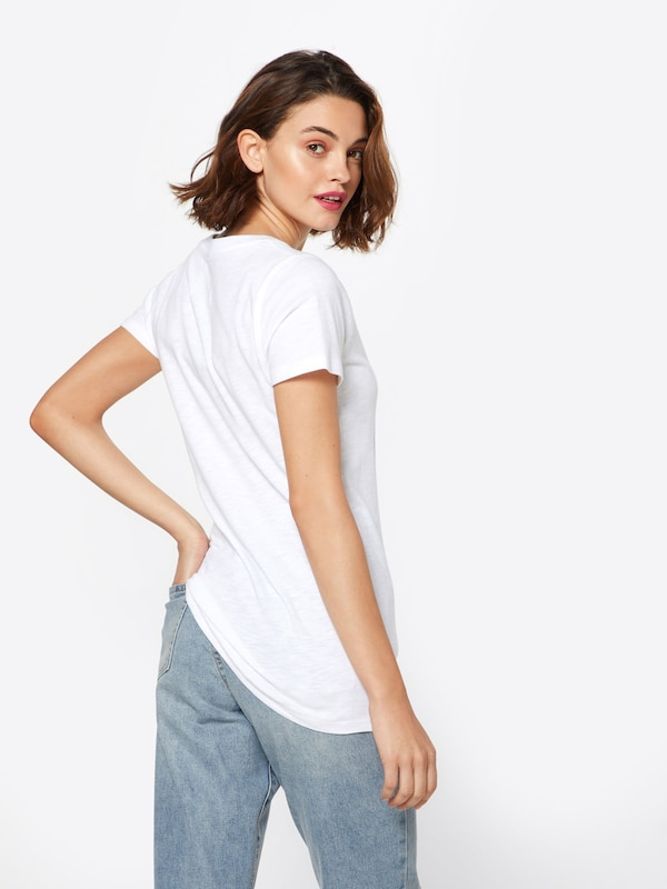 T Blanc shirt Karssen En Zoe K1lFJcT