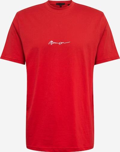 Mennace Majica | rdeča barva, Prikaz izdelka
