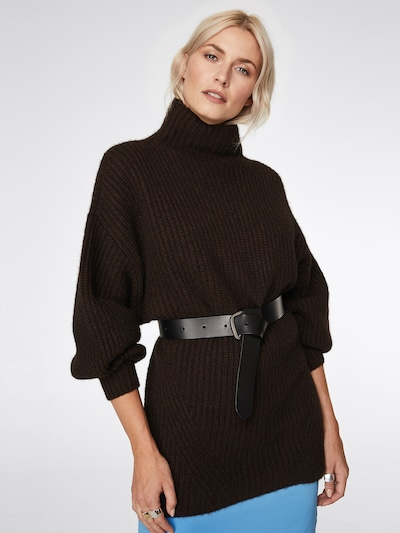 LeGer by Lena Gercke Pullover 'Amelia' in braun, Modelansicht