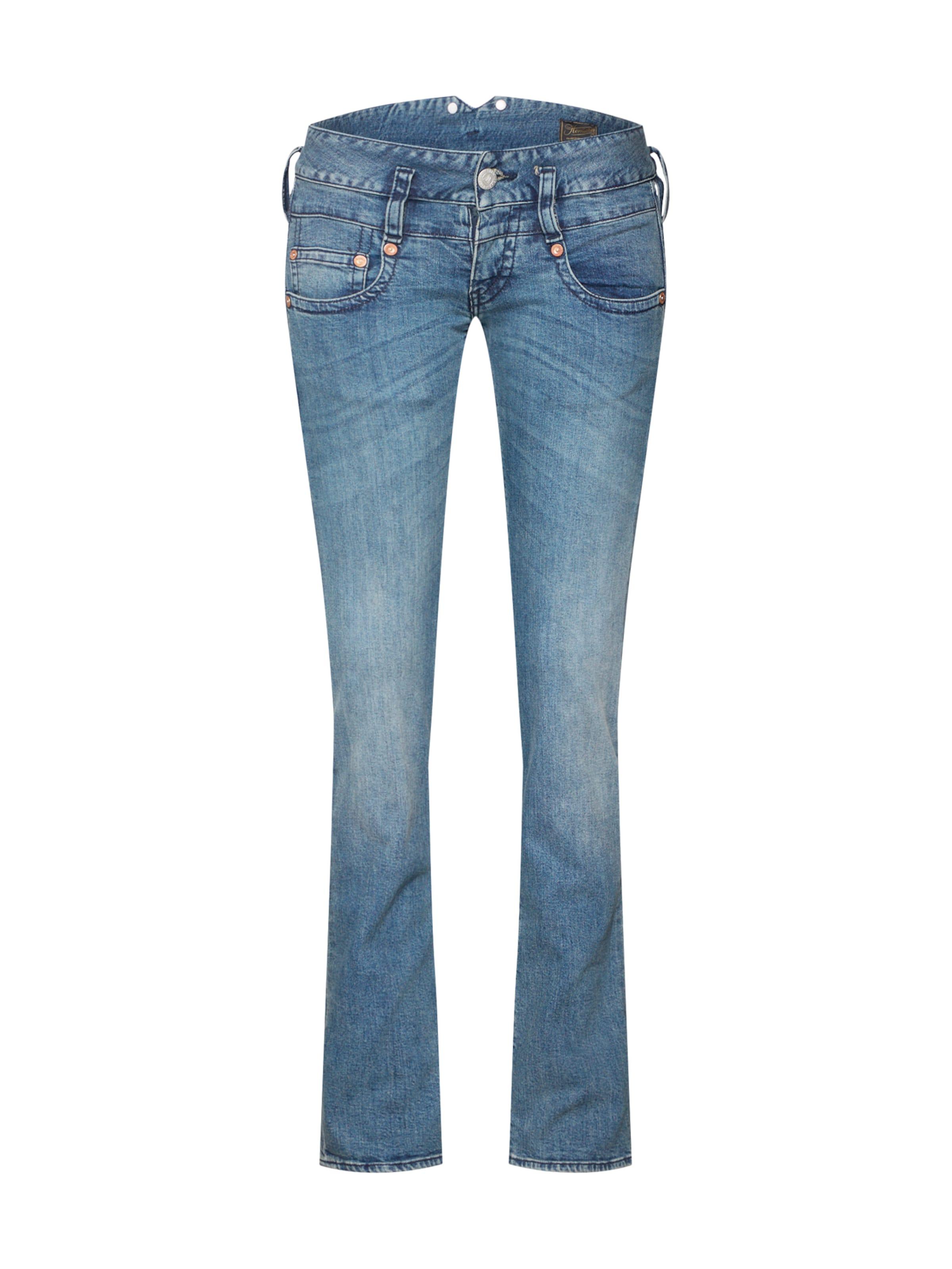 In Blue Denim 'pitch' Jeans Herrlicher EWDHIY29