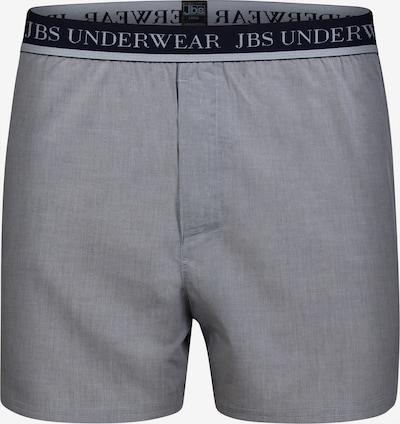 jbs Boxershorts in graumeliert, Produktansicht