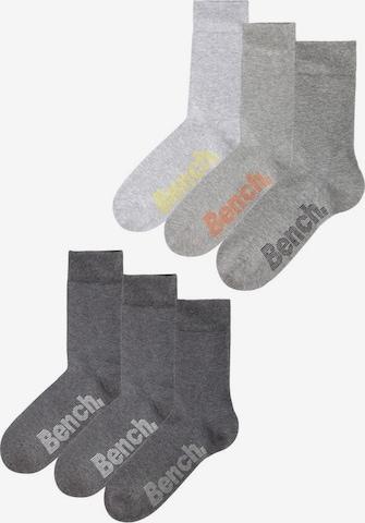 Chaussettes BENCH en gris