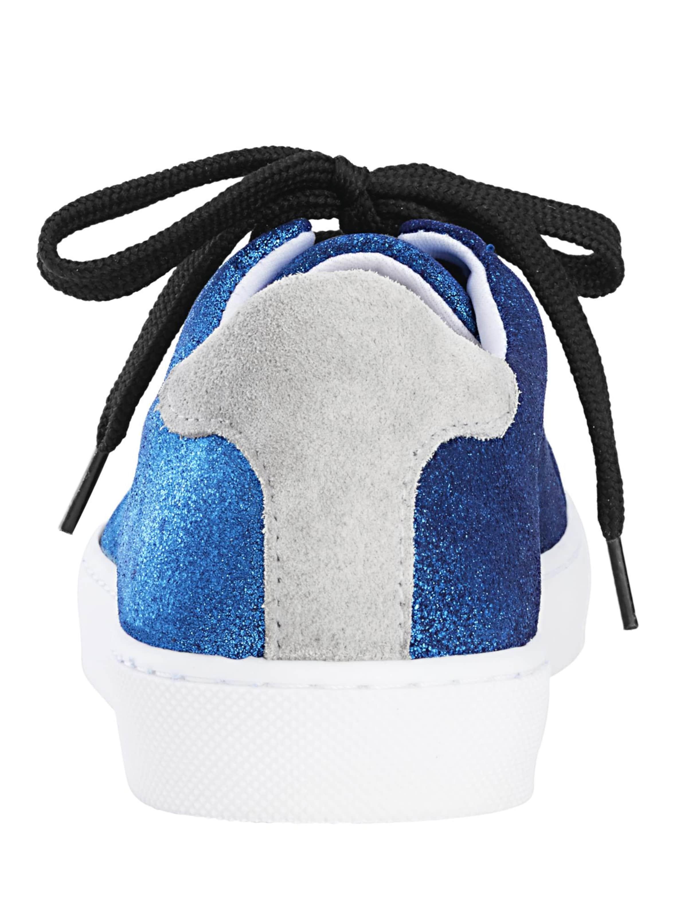 In Naturweiß BlaumeliertSchwarz Heine BlaumeliertSchwarz In Sneaker Sneaker Heine lTcFKJ1