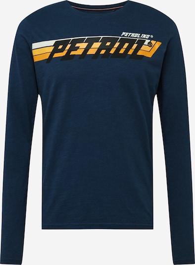 Petrol Industries Shirt in de kleur Blauw, Productweergave