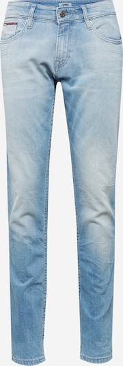 Tommy Jeans Jeans 'Slim Scanton BELB' in blue denim, Produktansicht