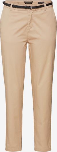 Pantaloni eleganți SCOTCH & SODA pe bej: Privire frontală