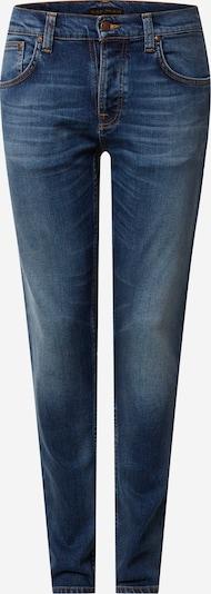 Nudie Jeans Co Traperice 'Grim Tim' u plavi traper, Pregled proizvoda