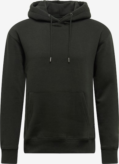 JACK & JONES Sweatshirt 'SOFT' in dunkelgrün, Produktansicht