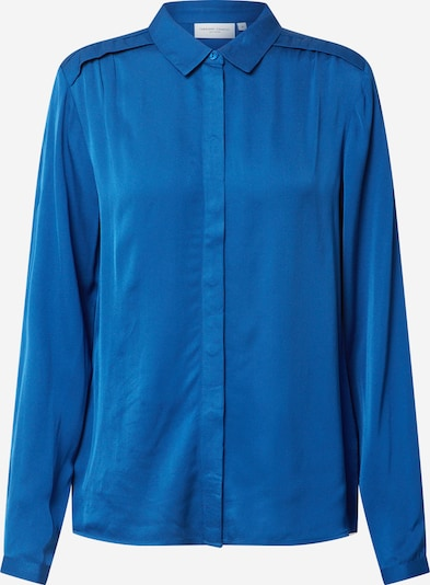 Fabienne Chapot Blúzka 'Sunrise Solid Blouse' - modré: Pohľad spredu