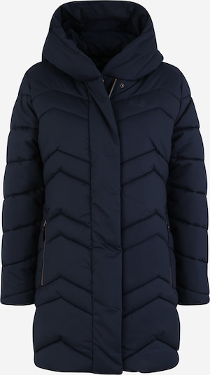 JACK WOLFSKIN Outdoor coat 'KYOTO' in Night blue, Item view