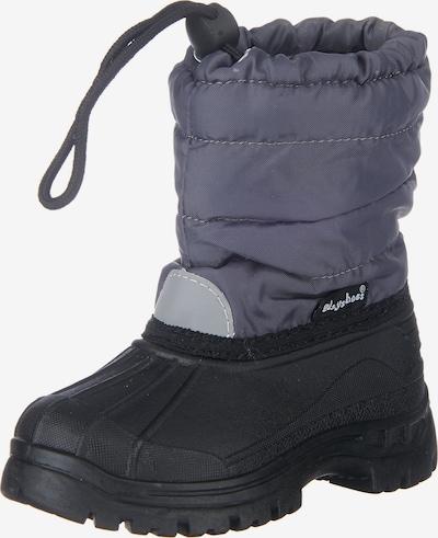 PLAYSHOES Winterstiefel in grau / schwarz, Produktansicht