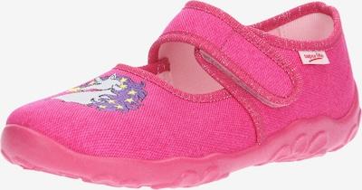 SUPERFIT Schuhe 'Bonny' in helllila / pink / weiß: Frontalansicht