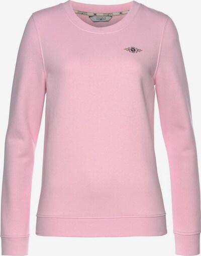 Tom Tailor Polo Team Sweatshirt in pink, Produktansicht