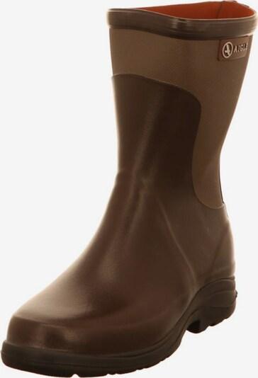 AIGLE Stiefel in braun, Produktansicht
