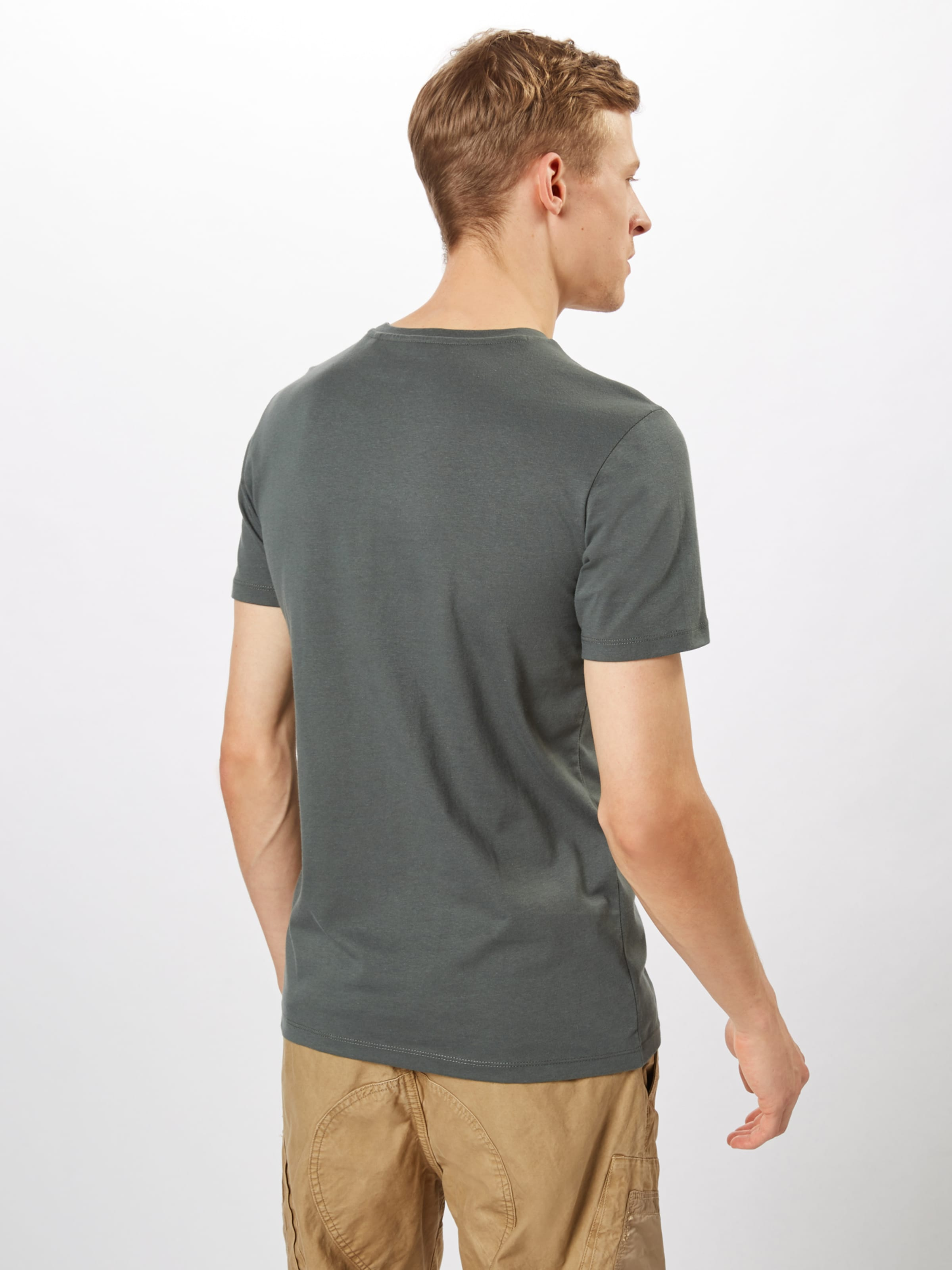 T O'polo En Gris Foncé Marc shirt rdeCxoWB