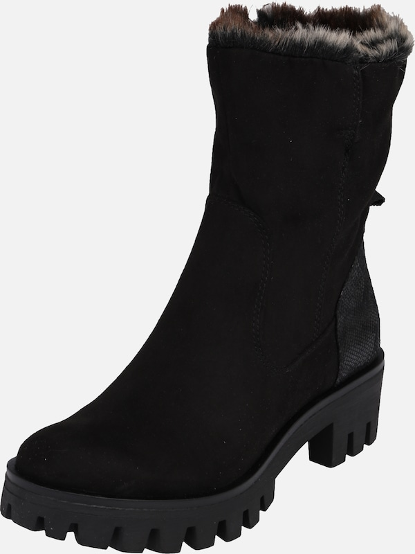 Tamaris Ankle Boot With Folding Shank