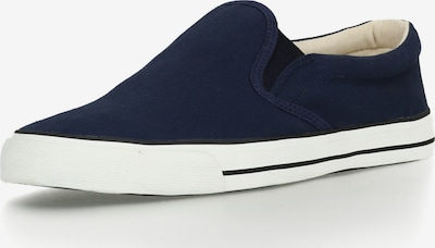 Ethletic Slipper in navy / weiß, Produktansicht