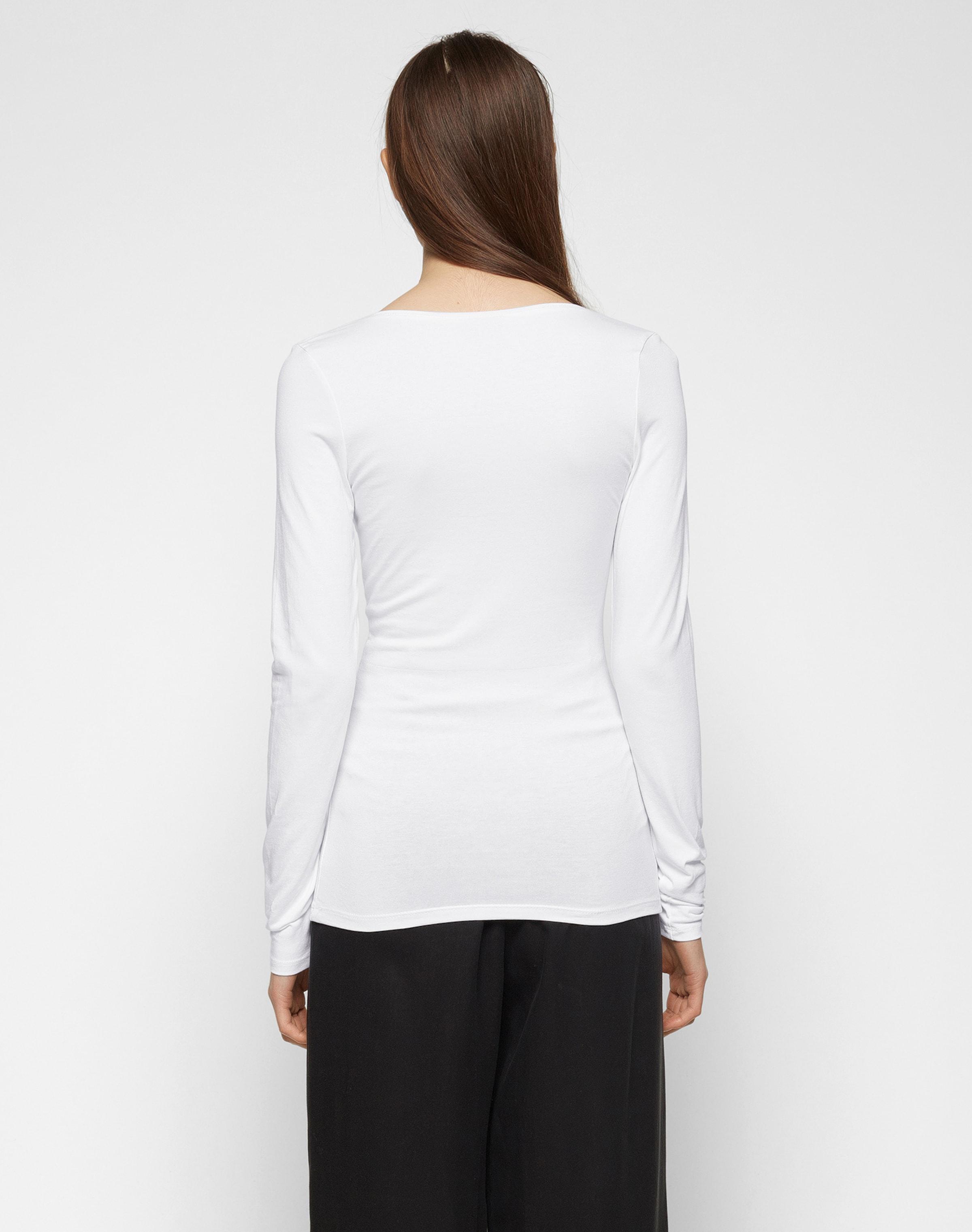 Vila shirt En 'viofficiel' T Blanc T1F3ulJcK