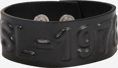 DIESEL Ketting ' A-DE78 - bracelet' in de kleur Zwart, Productweergave