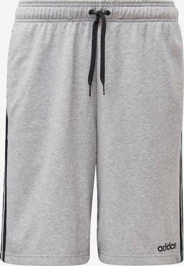 ADIDAS PERFORMANCE Športne hlače | pegasto siva / črna barva, Prikaz izdelka