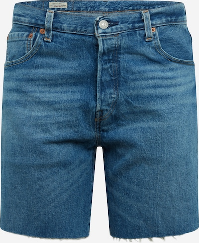 LEVI'S Shorts ' 501 '93 ' in blue denim, Produktansicht