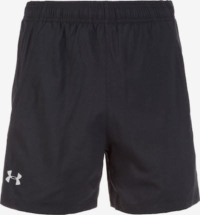 UNDER ARMOUR Laufshort 'Launch 5 nIch' in schwarz, Produktansicht