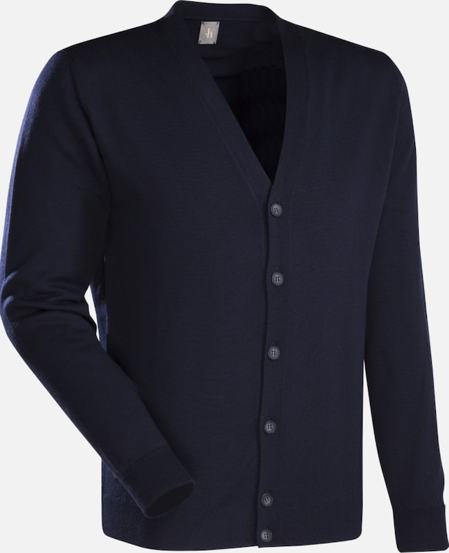 Jacques Britt Strickjacke ' Slim Fit '