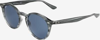 Ray-Ban Sonnenbrille in rauchblau / grau, Produktansicht
